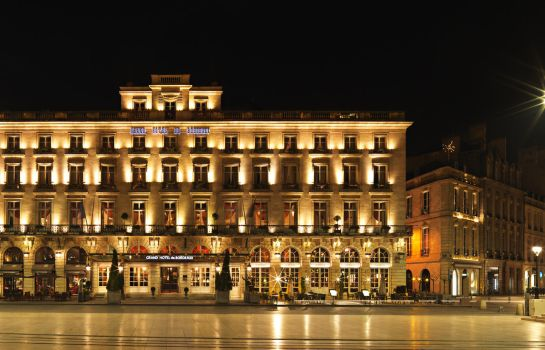 Außenansicht InterContinental Hotels BORDEAUX - LE GRAND HOTEL