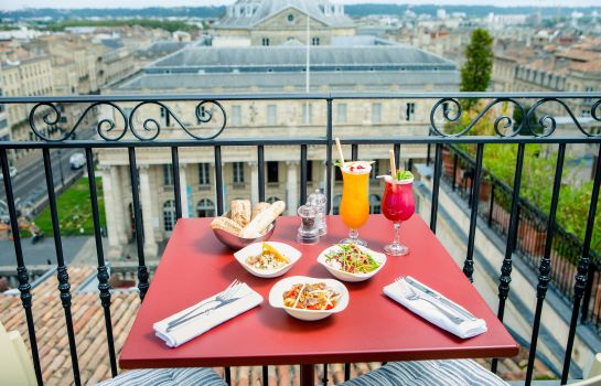 Hotel-Bar InterContinental Hotels BORDEAUX - LE GRAND HOTEL