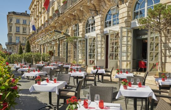 Restaurant InterContinental Hotels BORDEAUX - LE GRAND HOTEL
