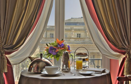 Info InterContinental Hotels BORDEAUX - LE GRAND HOTEL