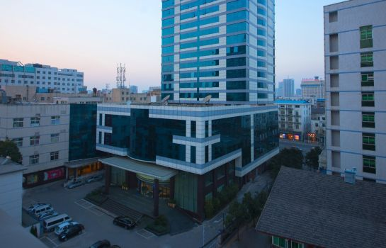Vista exterior Holiday Inn Express HEFEI DOWNTOWN