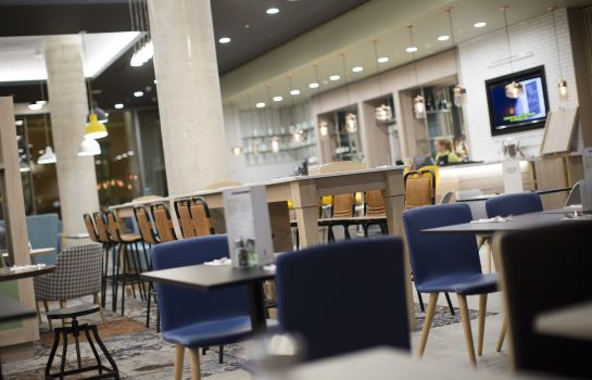 Hotel bar Holiday Inn MANCHESTER - CITY CENTRE
