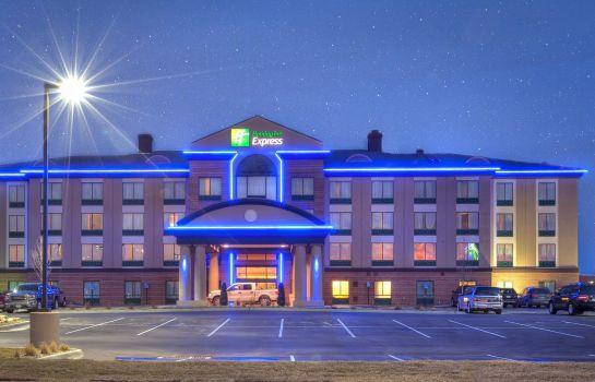 Außenansicht Holiday Inn Express WICHITA SOUTH