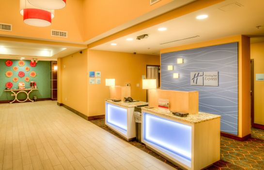 Hotelhalle Holiday Inn Express WICHITA SOUTH