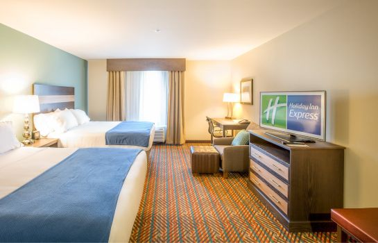 Zimmer Holiday Inn Express WICHITA SOUTH