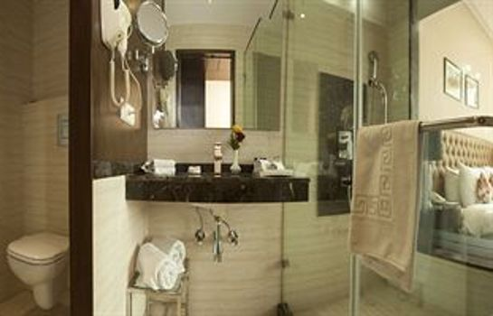 Bagno in camera The Athena Hotel