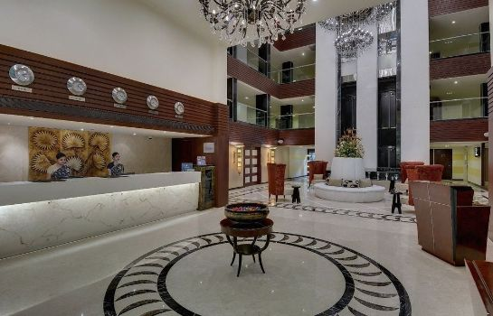 Interior view Royalton Hyderabad