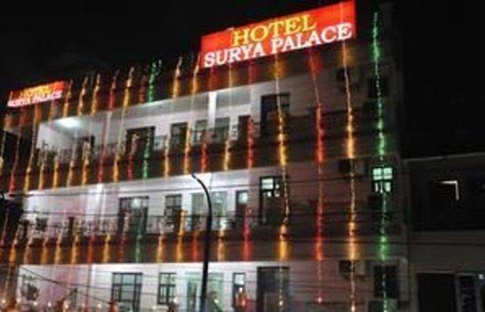 Photo Hotel Surya Palace