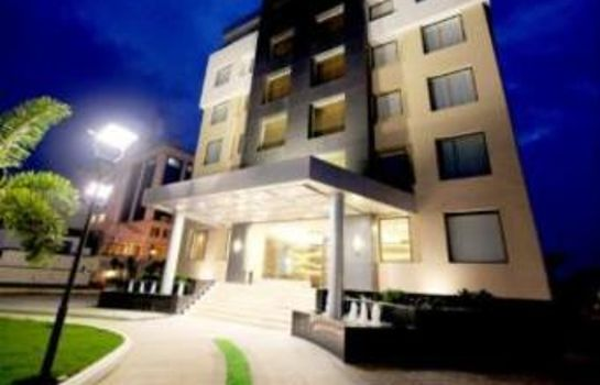 Vista exterior Vinstar Serviced Apartments