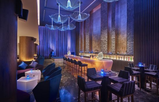 Hotel-Bar Hilton Haikou