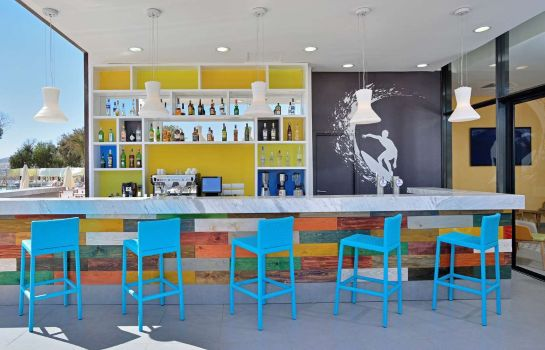 Hotelbar Sol House Taghazout Bay - Surf