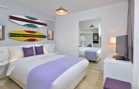 Junior-suite Sol House Taghazout Bay - Surf