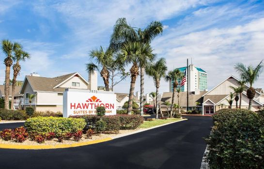 Exterior view HAWTHORN SUITES BY WYNDHAM ORL