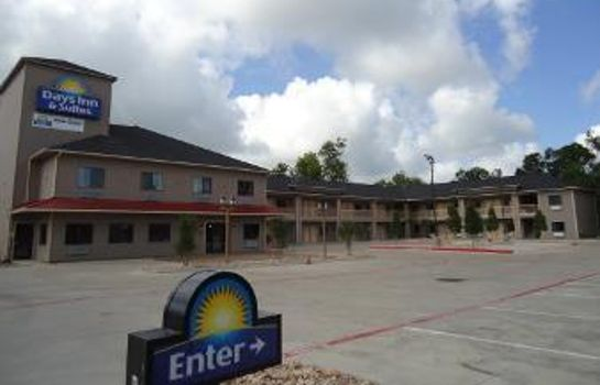 Vista exterior DAYS INN & SUITES MADISONVILLE