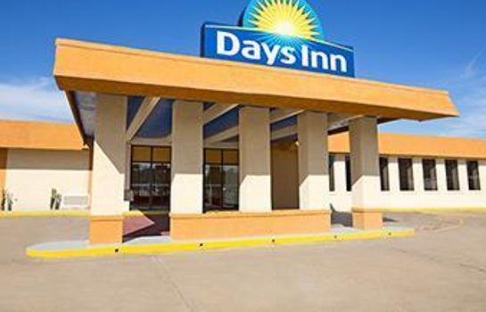 Vista exterior DAYS INN HENRYETTA