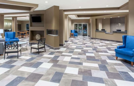 Lobby Baymont by Wyndham Grand Forks Baymont by Wyndham Grand Forks