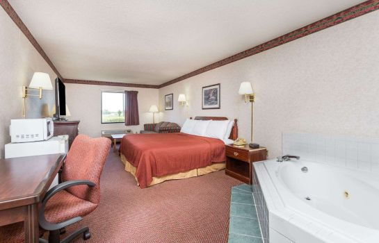 Chambre DAYS INN ROYSTON