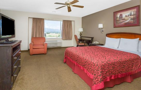 Chambre Days Inn by Wyndham Colorado Springs Air Force Academy