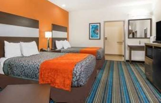 Kamers DAYS INN AND SUITES KATY
