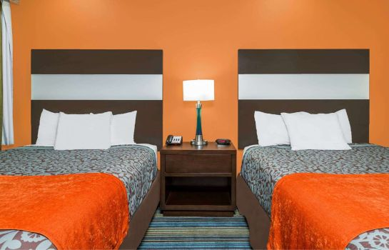Chambre DAYS INN AND SUITES KATY