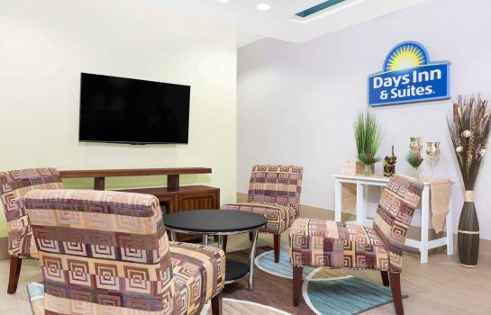Lobby DAYS INN MADISONVILLE