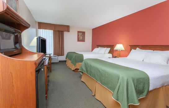 Chambre DAYS INN & SUITES