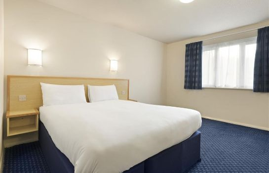 Chambre DAYS INN SUTTON SCOTNEY NORTH