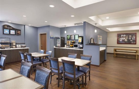 Restaurant Days Inn and Suites Lindsay