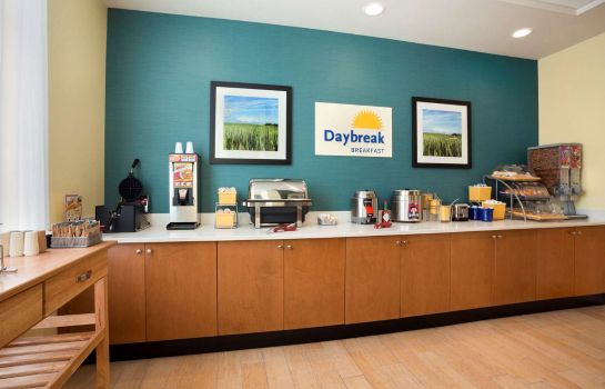 Restaurant Days Inn & Suites by Wyndham Caldwell