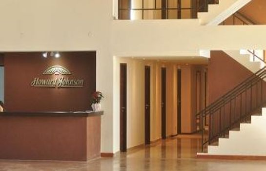 Lobby HOWARD JOHNSON HOTEL PERGAMINO
