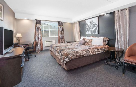 Chambre KNIGHTS INN GRAND FORKS