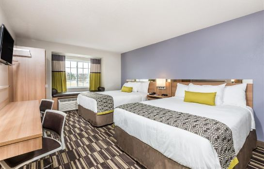 Zimmer Microtel Beaver Falls