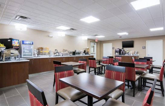 Restaurante Comfort Inn Kings Mountain