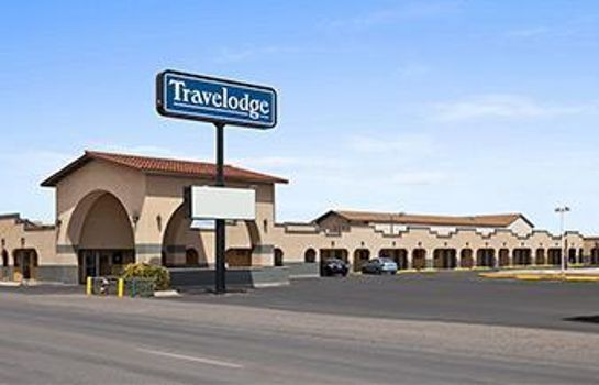 Buitenaanzicht TRAVELODGE CLOVIS