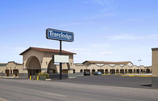 Buitenaanzicht TRAVELODGE BY WYNDHAM CLOVIS