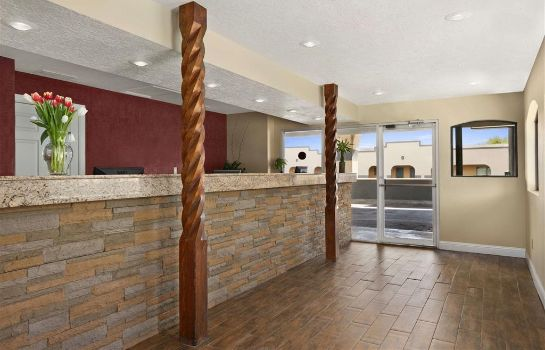 Lobby Travelodge by Wyndham Clovis Travelodge by Wyndham Clovis