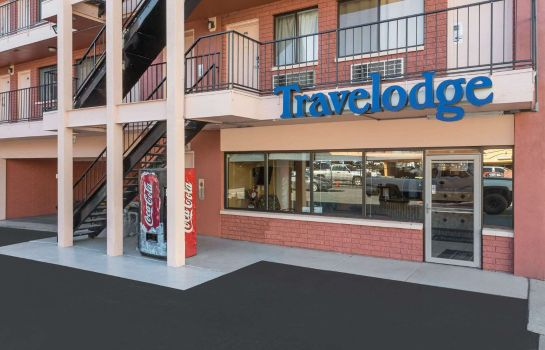 Buitenaanzicht TRAVELODGE BY WYNDHAM RENO