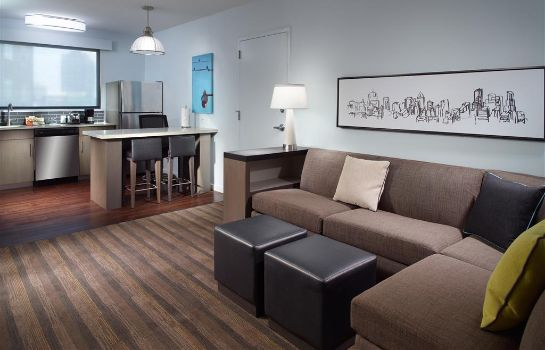 Suite Hyatt House Atlanta Downtown