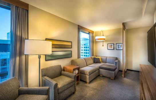 Suite Hyatt Place Washington DC Mall