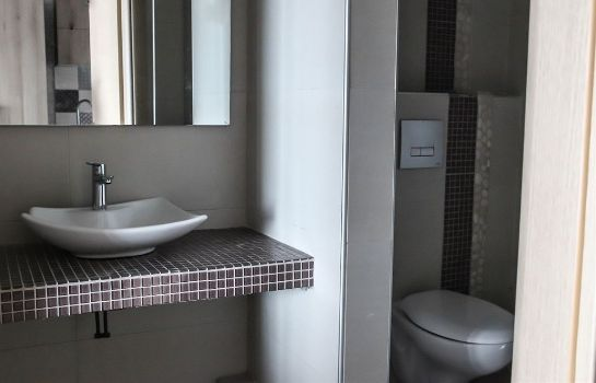 Bathroom Flegra Beach Boutique Apartments