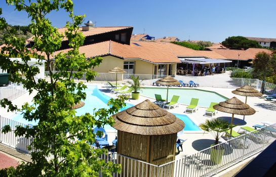 Vista all'interno Village Vacances Le Junka