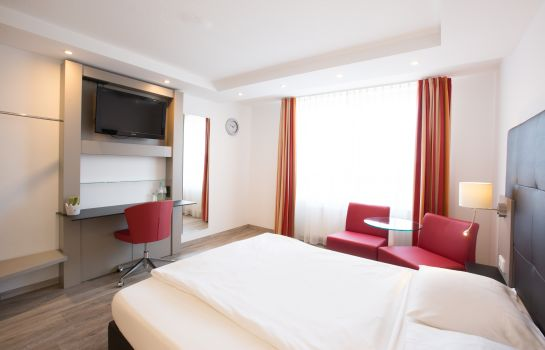 Chambre double (standard) Select Hotel A1 Bremen