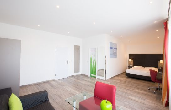 Chambre double (confort) Select Hotel A1 Bremen