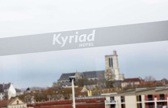 Exterior view Kyriad Troyes Centre
