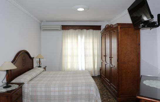 Double room (standard) La Janda Hostal