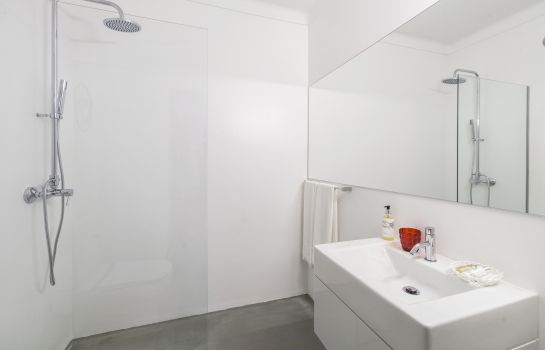 Badezimmer CdC Apartments