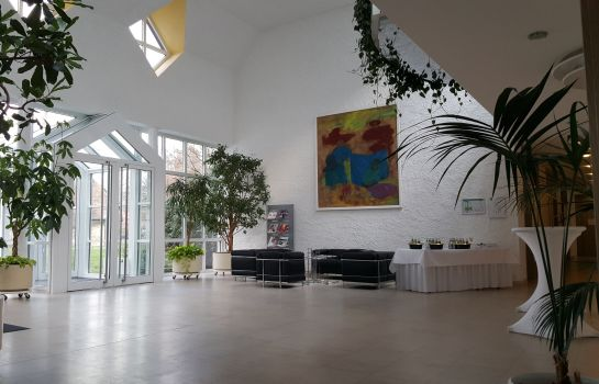 Tagungs-Foyer MMI – Das Hotel