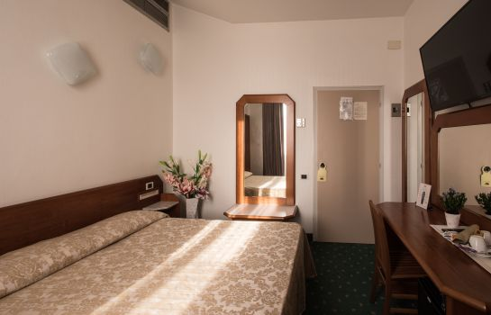 Chambre double (standard) Centrale Hotel