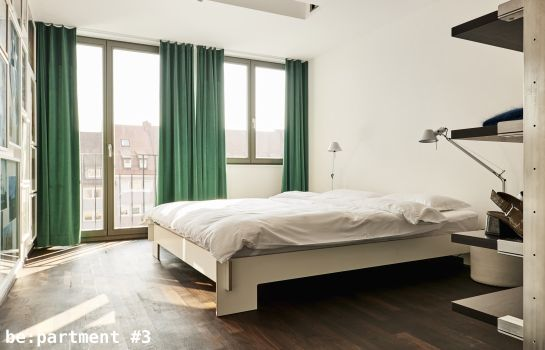 Doppelzimmer Komfort no shoes hotel & green bar -Appartments-