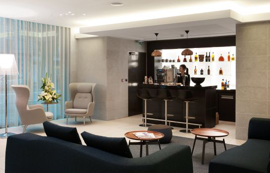 Hotelhalle Le Saint-Antoine Hotel & SPA Best Western Premier Collection